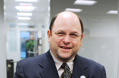 Jason Alexander, Suit, Smile, Art Vandelay