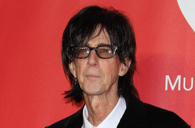 Ric Ocasek, The Cars, Posing