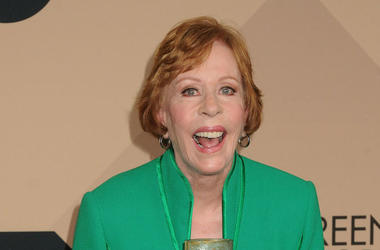 Carol Burnett, Screen Actors Guild Awards, 2016