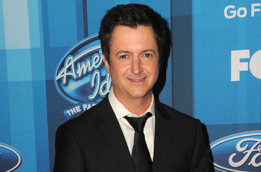 Brian Dunkleman, American Idol, Finale, Red Carpet, 2016