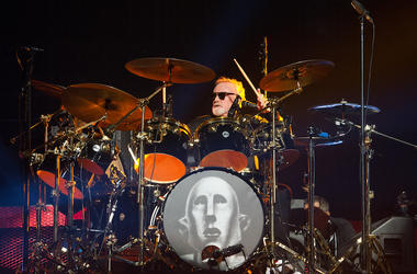 Roger Taylor, Drums, Queen