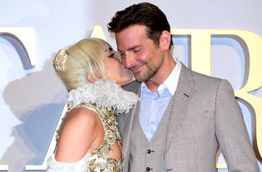 Bradley Cooper, Lady Gaga, UK Premiere, A Star Is Born, Red Carpet, 2018