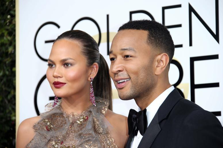 Chrissy Teigen Shares The First Pic
