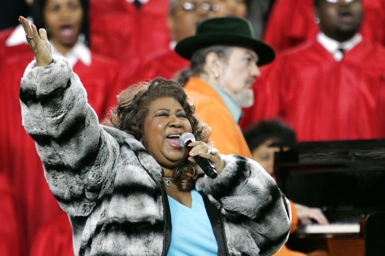 Aretha Franklin's Funeral