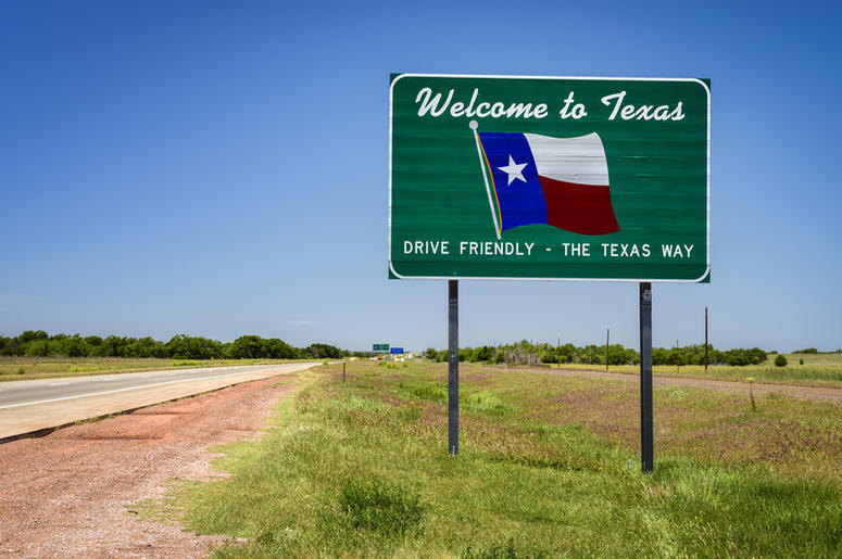 welcome to tx