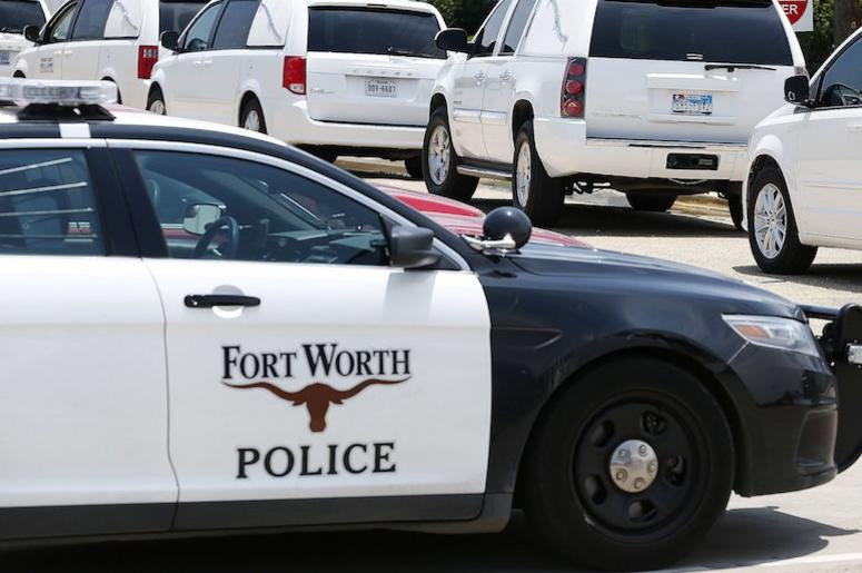 Fort Worth, Police, Car