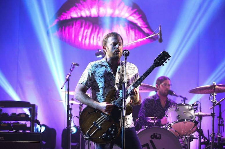 Kings of Leon, Concert, Caleb Followill, Nathan Followill