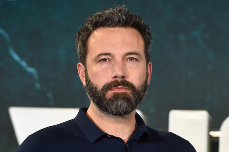 Ben Affleck, Beard, Red Carpet