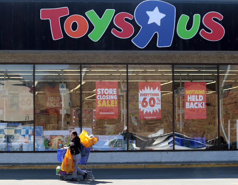 Toys R Us To Officially Close All Remaining Stores This Friday