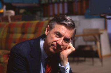 Fred Rogers of Mr. Rogers' Neighborhood