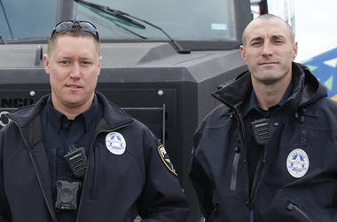 Dallas Police Officers