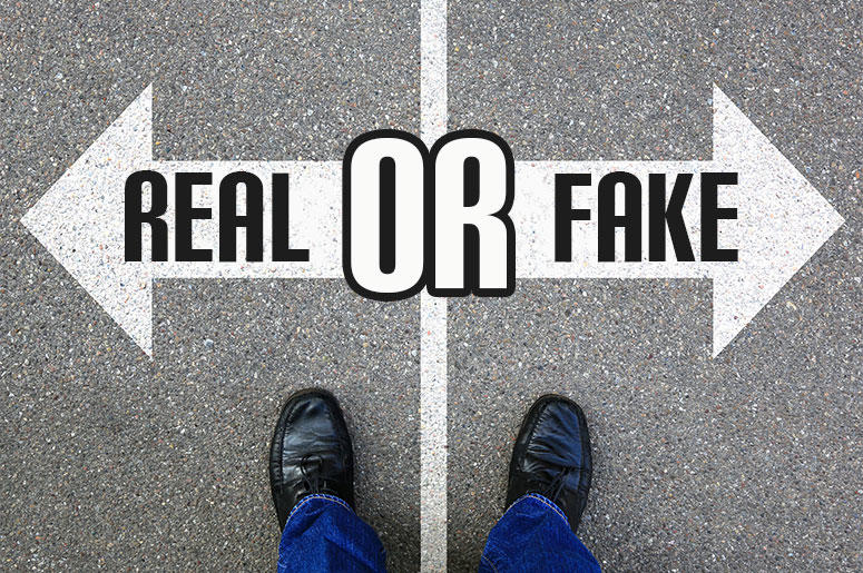 Real Or Fake Contest