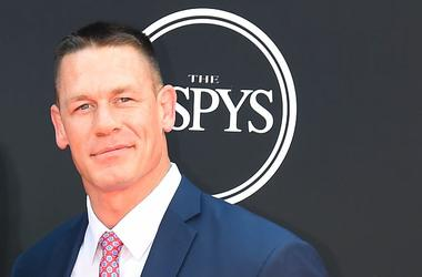 July 12, 2017 - John Cena at 2017 ESPYS at Microsoft Theater