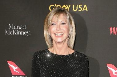 27 January 2018 - Los Angeles, California - Olivia Newton-John. 15th Annual G'Day USA Los Angeles Black Tie Gala held at Wilshire Grand Ballroom at the Intercontinental Hotel Downtown