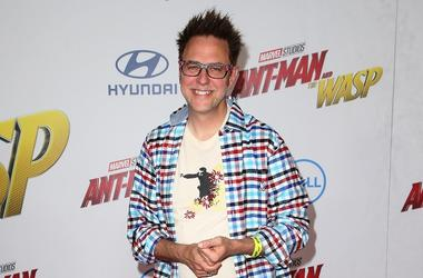 "25 June 2018 - Hollywood, California - James Gunn. ""Ant-Man and The Wasp' Los Angeles Premiere held at the El Capitan Theatre"