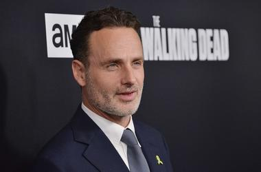 "Andrew Lincoln arrives at AMC's ""The Walking Dead"" Season 9 Premiere held at the DGA in Los Angeles, CA on Thursday, September 27, 2018"
