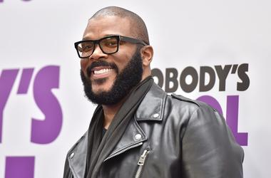 "Director Tyler Perry attends ""Nobody's Fool"" New York Premiere at the AMC Lincoln Square Cinemas in New York, NY, on October 28, 2018"