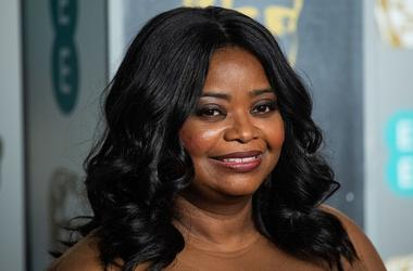 2/11/2019 - Octavia Spencer attending 72nd British Academy Film Awards, Arrivals, Royal Albert Hall, London. 10th February 2019