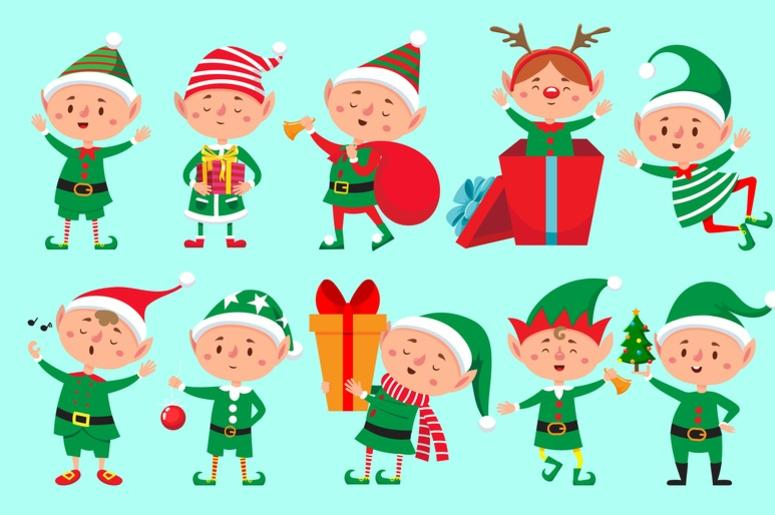 what s your christmas elf name 98 7 kluv