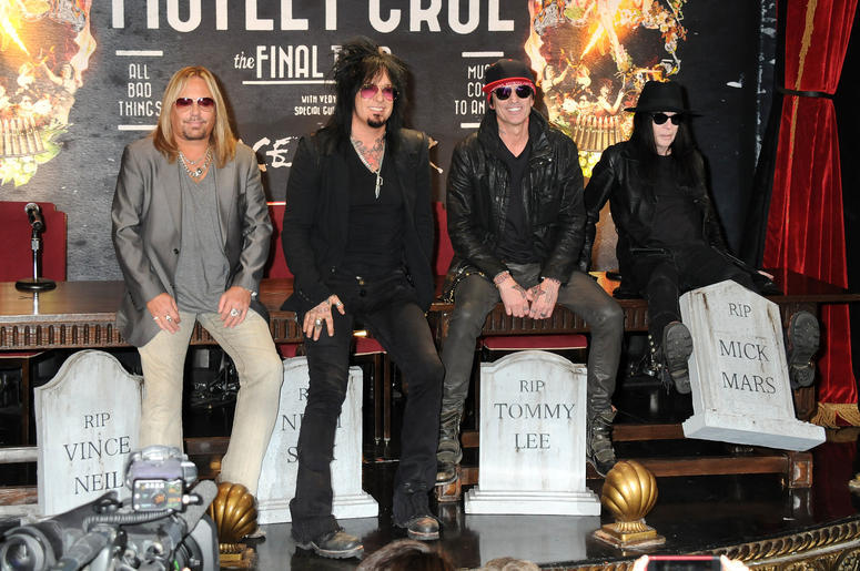 Netflix Releases Motley Crue's 'The Dirt' Trailer