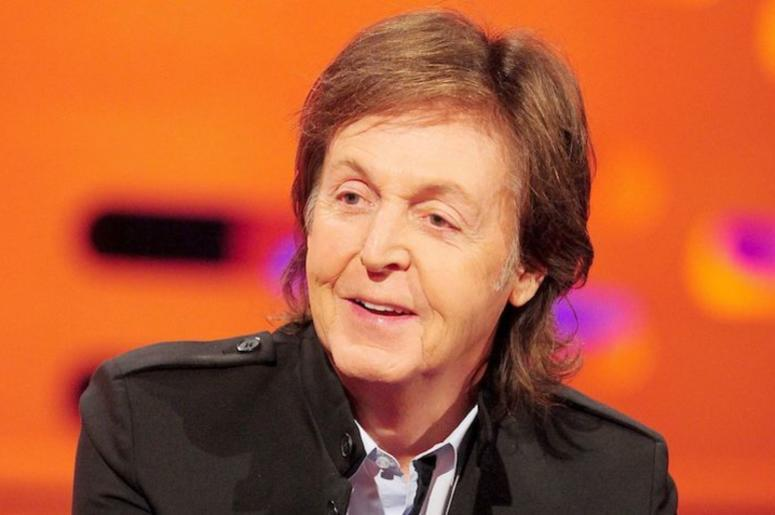 Paul McCartney Crosses Abbey Road Again