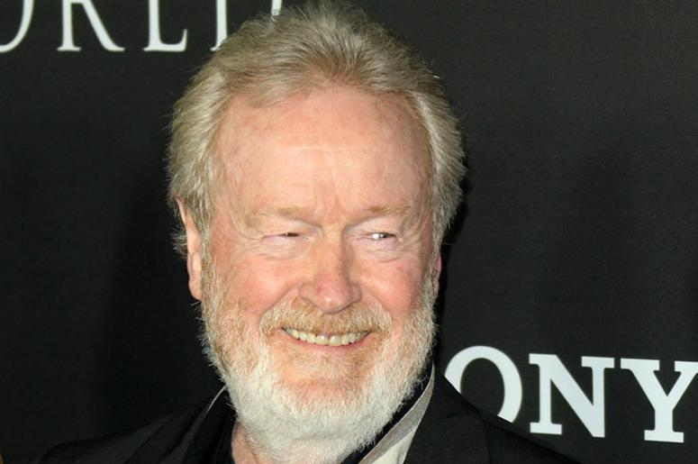 "18 December 2017 - Beverly Hills, California - Director Ridley Scott. ""All The Money In The World"" Premiere held at the Academy's Samuel Goldwyn Theatre in Beverly Hills"