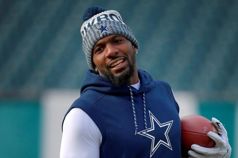 Former Dallas Cowboy Wide-Receiver Dez Bryant Signs With New Orleans ... d1685cd48