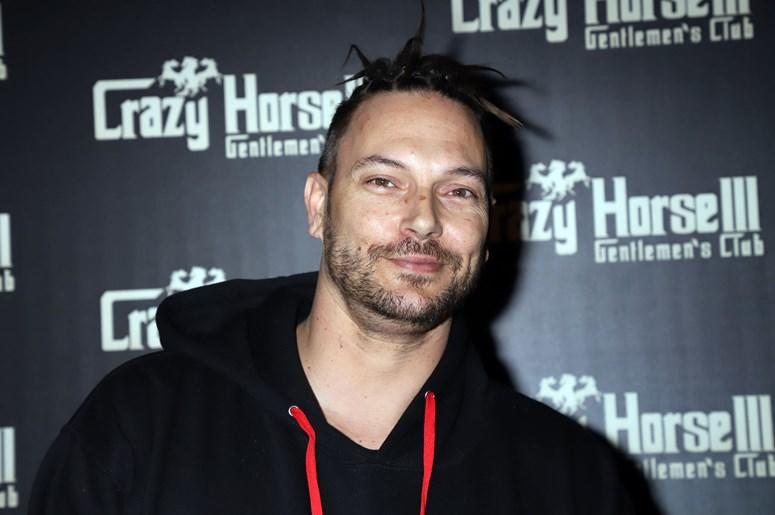 3/24/2018 - Kevin Federline Celebrates His 40th Birthday And Performs A DJ Set in Las Vega, Nevada