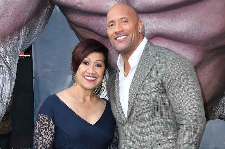 Dwayne Johnson Surprises His Mom With New House