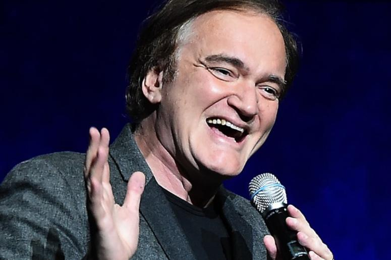 Quentin Tarantino Marries Daniella Pick in Intimate Wedding