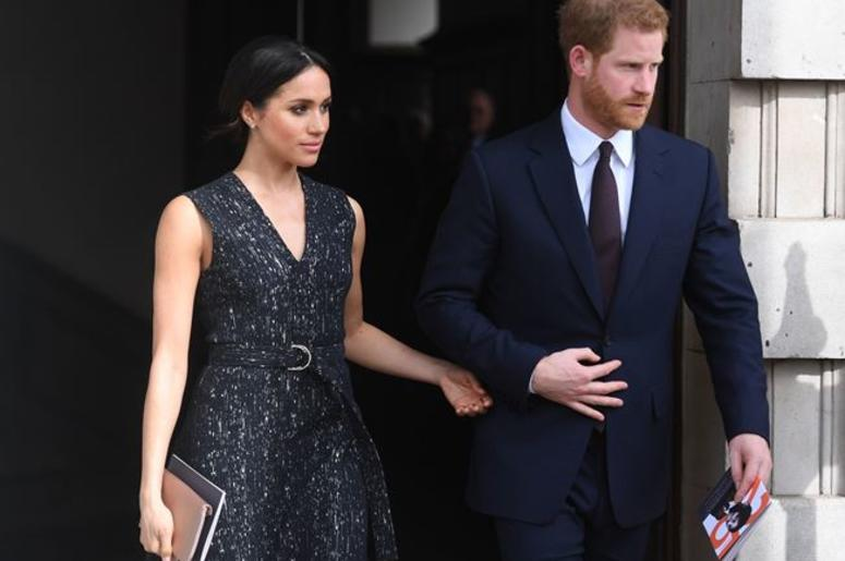 04.23.18 - Meghan Markle and Prince Harry