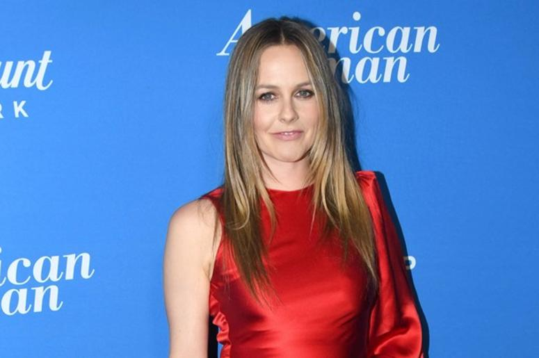 "31 May 2018 - Hollywood, California - Alicia Silverstone. ""American Woman"" Premiere Party held at Chateau Marmont."