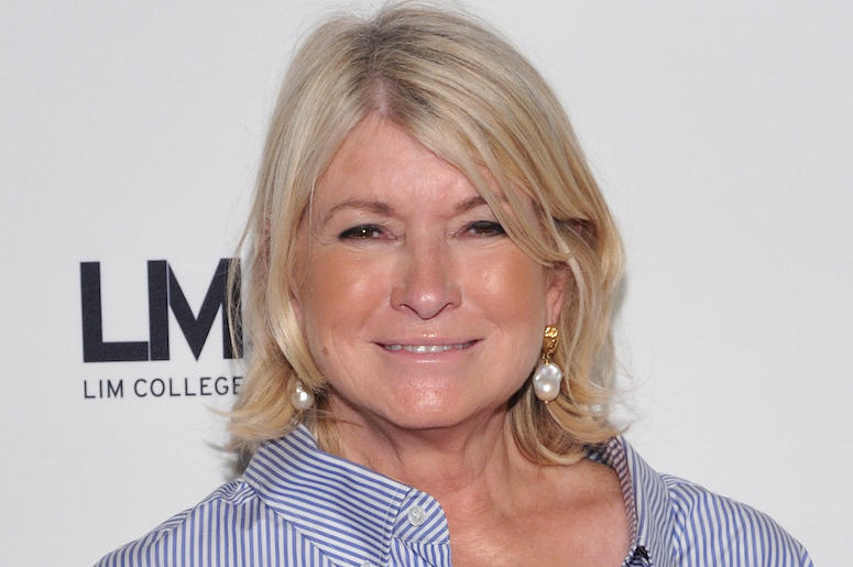Martha Stewart Documents Her First Uber Experience And She Is Not Impressed