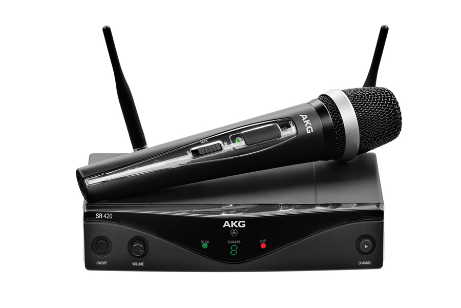 (ea)AKG WMS420 VOCAL SET BD A