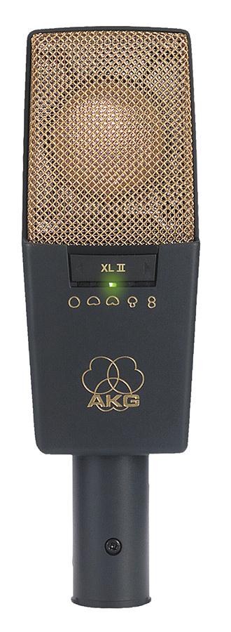 (ea)AKG STG/STUD COND MIC