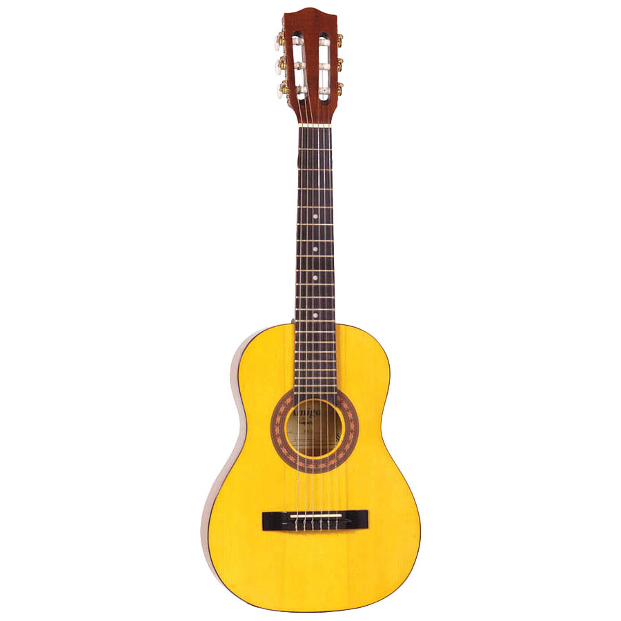 (ea)AMIGO GUITAR 1/2 NYLON STR