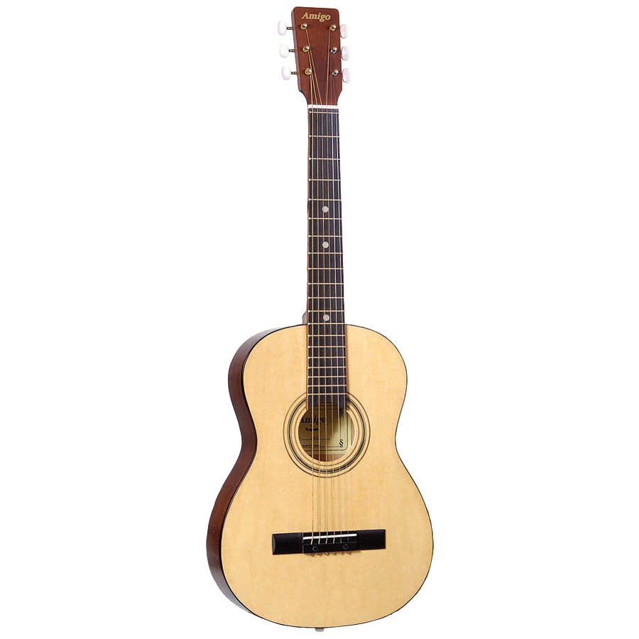 AMIGO GUITAR 3/4 STEEL STRING