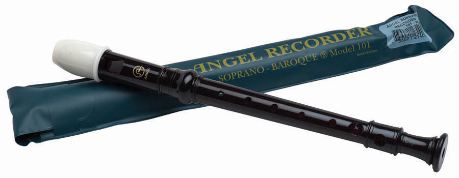 ANGEL 1 PC.RECORDER W/BAG