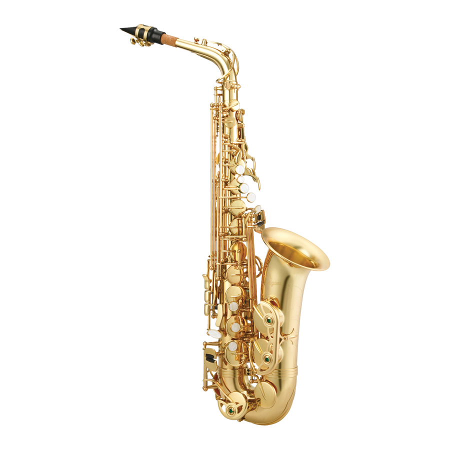 ANTIGUA EB ALTO SAX LAQBR BODY