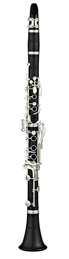 ANTIGUA BACKUN CLARINET  NCKL