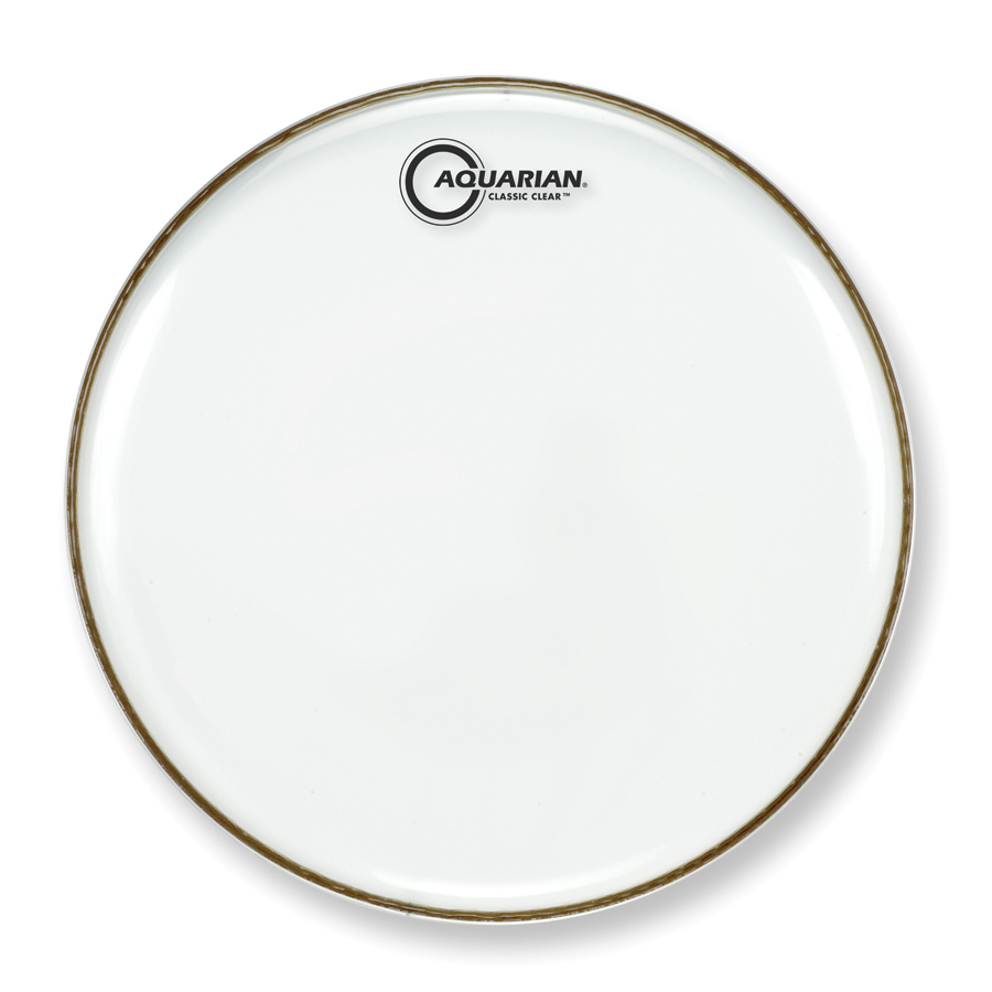 AQUARIAN CLASSIC CLEAR SNARE