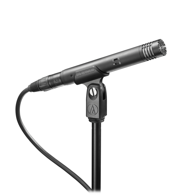 (ea)AT SMALL DIAPH COND MIC