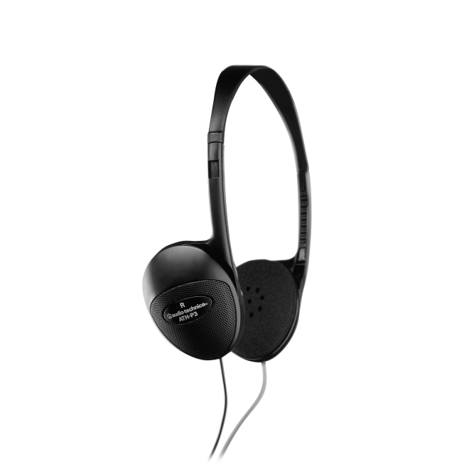 (ea)AT LIGHTWEIGHT HEADPHONES