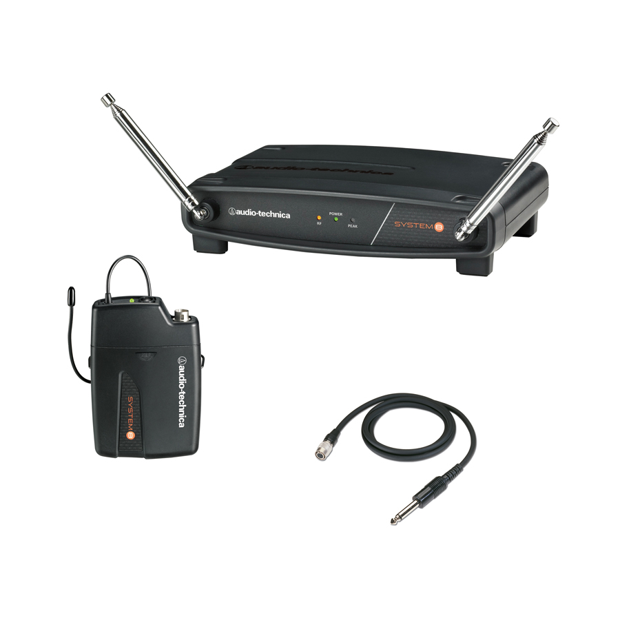 VHF System 8 Wireless Gtr Syst.
