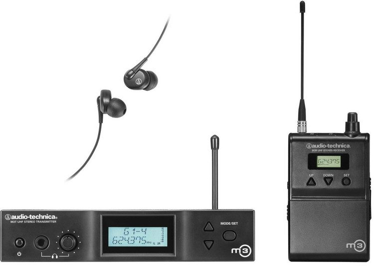(ea)AT IN-EAR-MONITOR SYSTEM