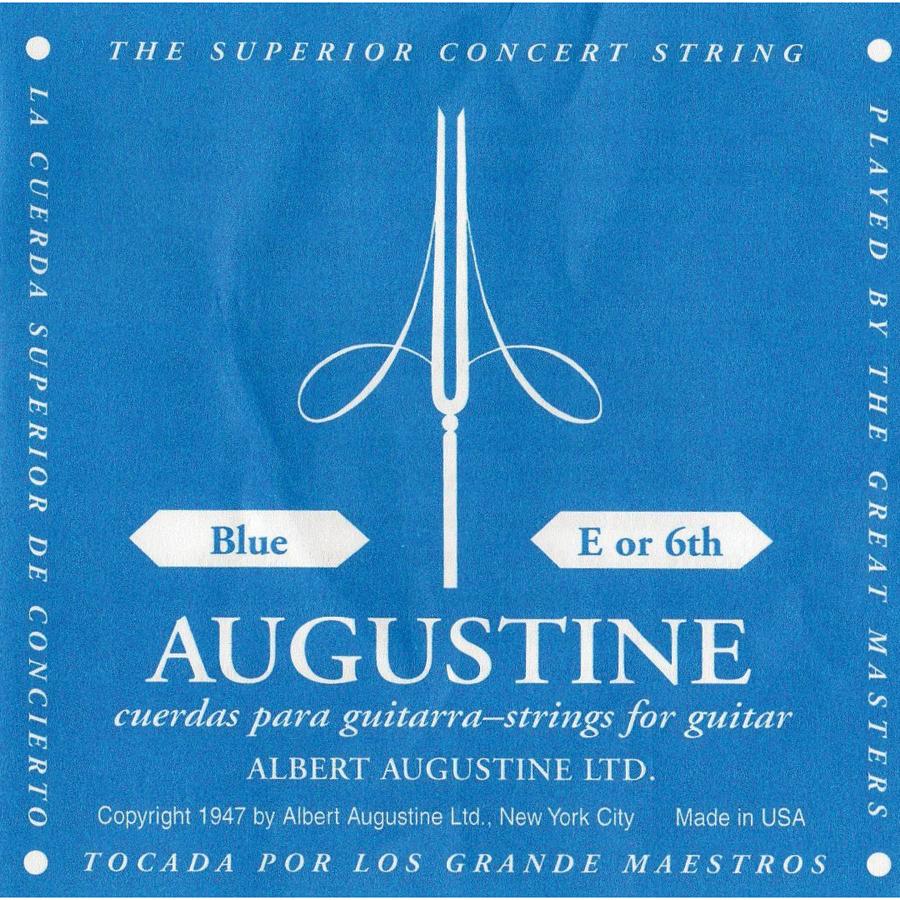 (ea)AUGUSTINE E 6TH BLUE