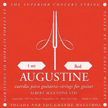 (ea)AUGUSTINE RED 1ST SINGLE