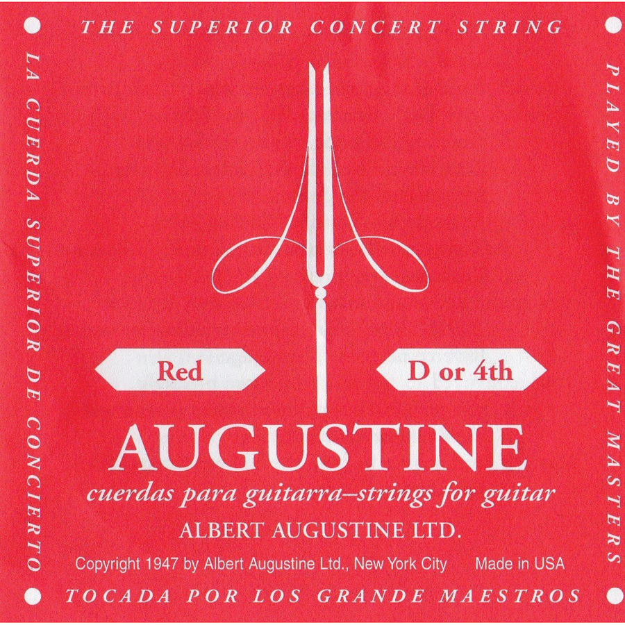 (ea)AUGUSTINE RED D4TH SINGLE