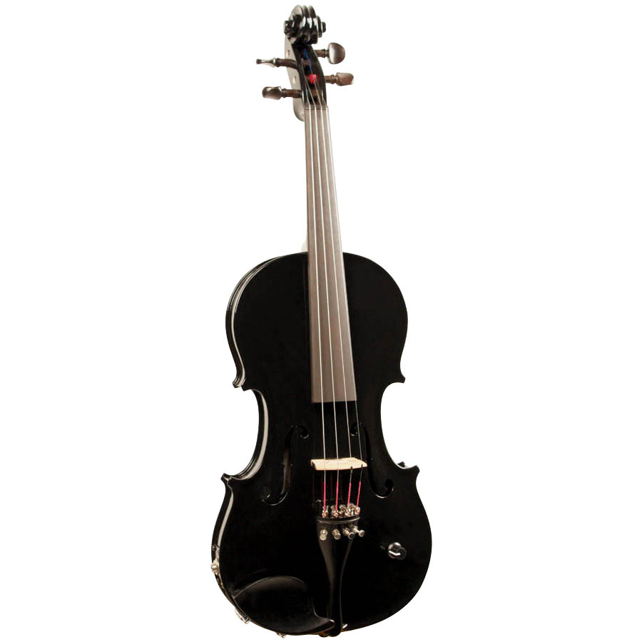 (ea)BB ACOUS ELEC VIOLIN BLACK