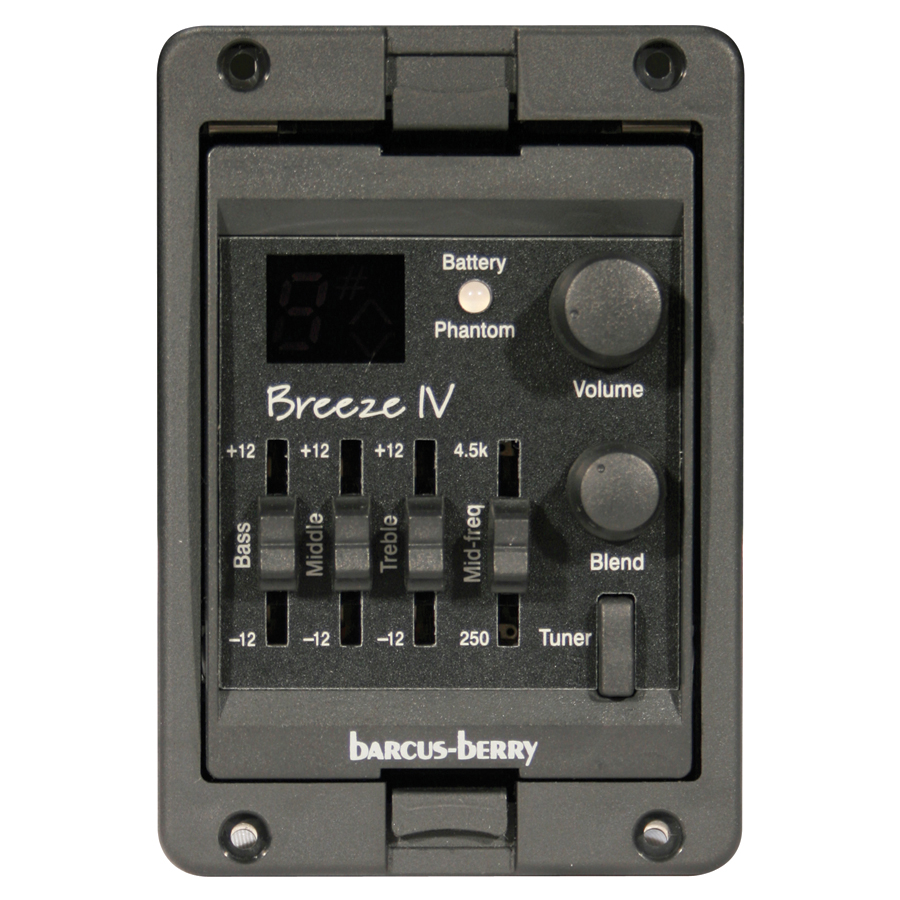 (ea)BREEZE IV PREAMP SYSTEM